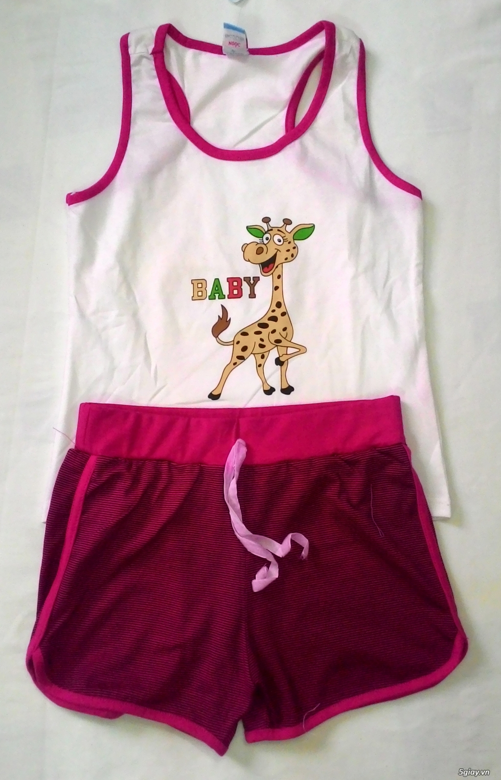 Quần áo trẻ em từ  45-65K - 1