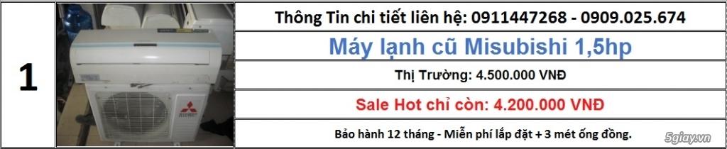 Cty Lê Phạm Chuyên Máy Lạnh Cũ Hàng Chính Hãng Zin 100%