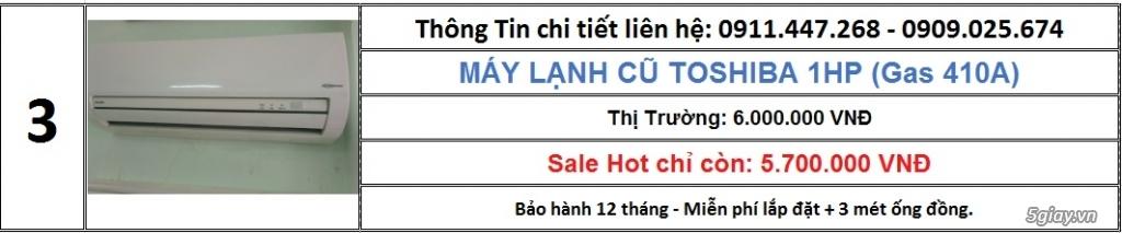 Cty Lê Phạm Chuyên Máy Lạnh Cũ Hàng Chính Hãng Zin 100% - 4