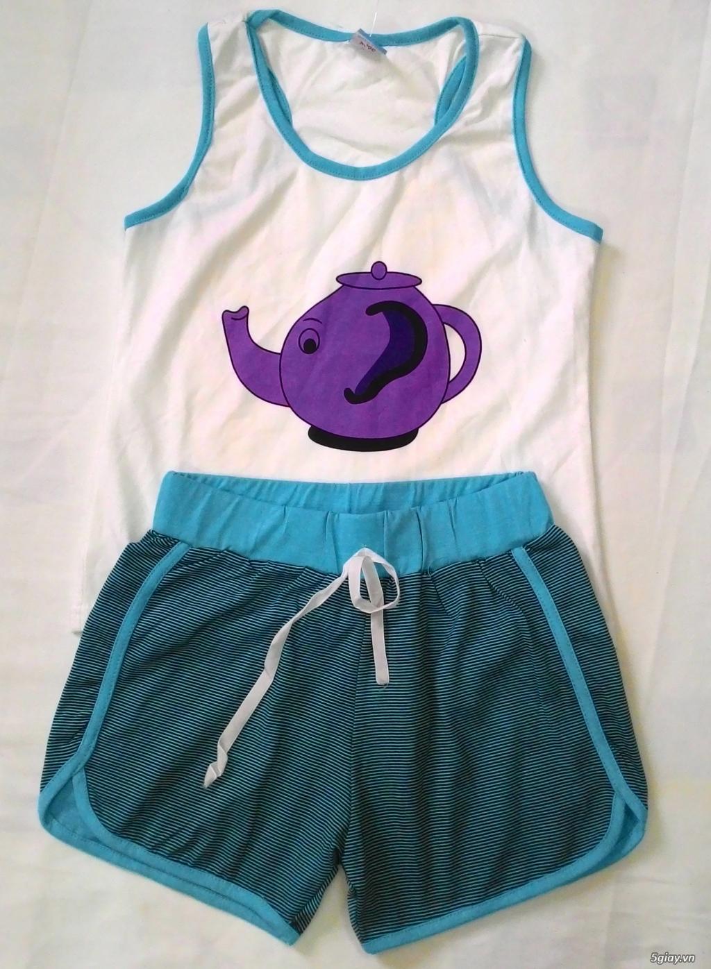 Quần áo trẻ em từ  45-65K - 2