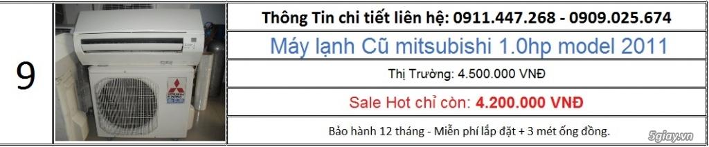Cty Lê Phạm Chuyên Máy Lạnh Cũ Hàng Chính Hãng Zin 100% - 16