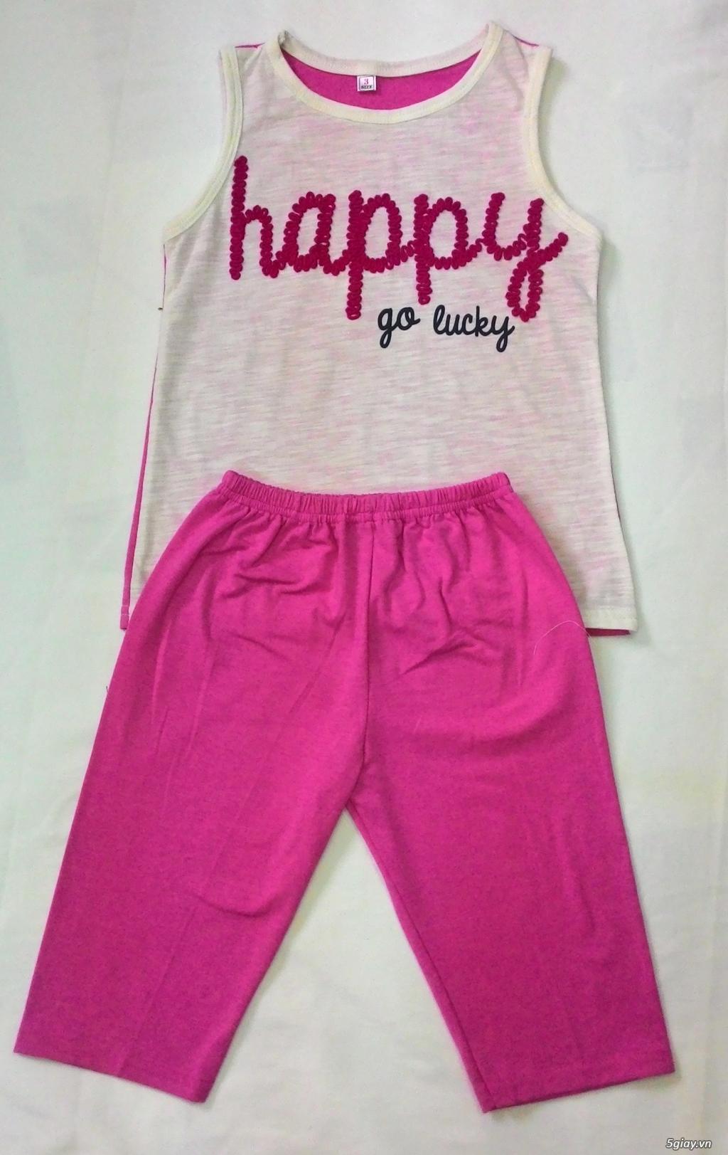 Quần áo trẻ em từ  45-65K