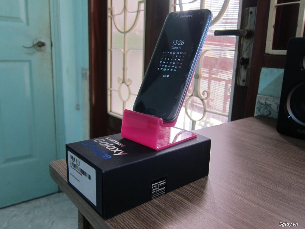 Samsung S7 edge 32g black chính hãng bảo hành lâu giá rẻ - 3