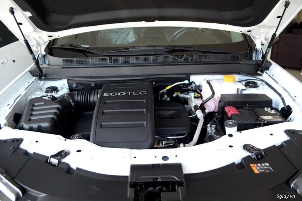 Chevrolet Captiva Revv 2017, vay đến 90%, giao xe ngay, đủ màu - 1