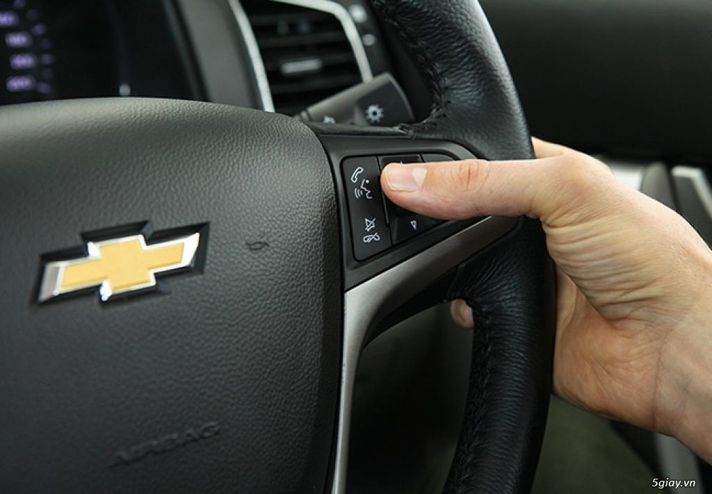 Chevrolet Captiva Revv 2017, vay đến 90%, giao xe ngay, đủ màu - 9