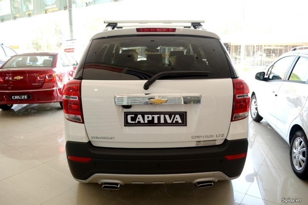Chevrolet Captiva Revv 2017, vay đến 90%, giao xe ngay, đủ màu - 5