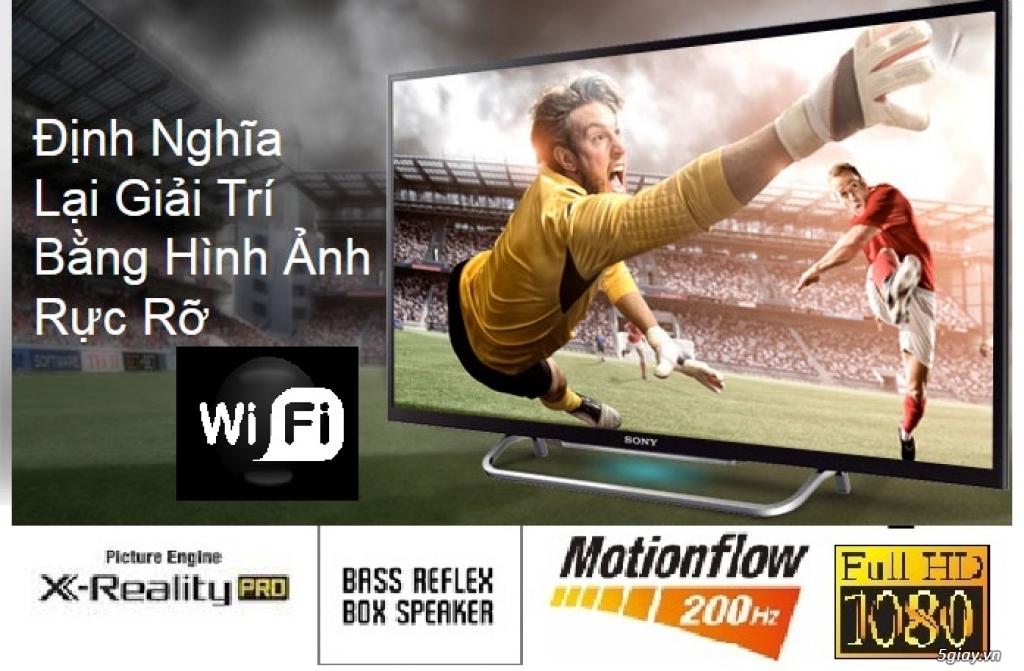 TV LED Sony KDL-42W674A 42in Smart TV Wifi phim Online 7t3 - TP Hồ