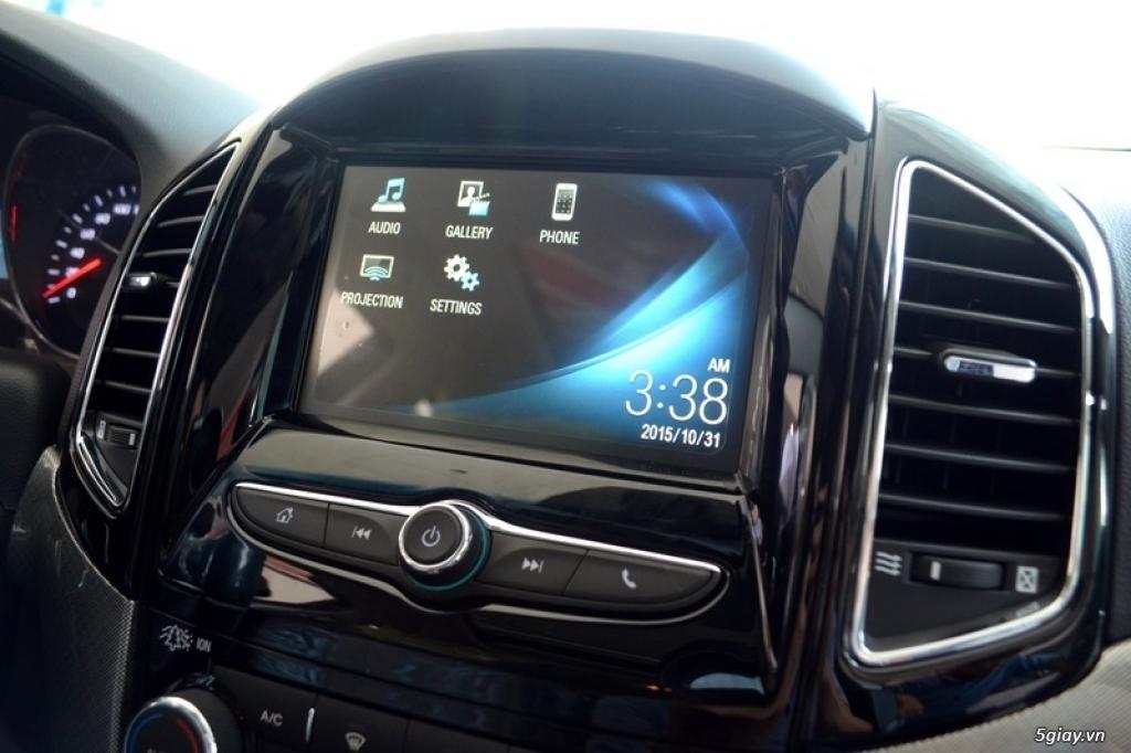 Chevrolet Captiva Revv 2017, vay đến 90%, giao xe ngay, đủ màu - 4