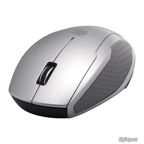 Chuột  không dây công nghệ BlueLED Focus Buffalo. chuyển đổi USB ra LAN...Hàng về từ Nhật giá good. - 9