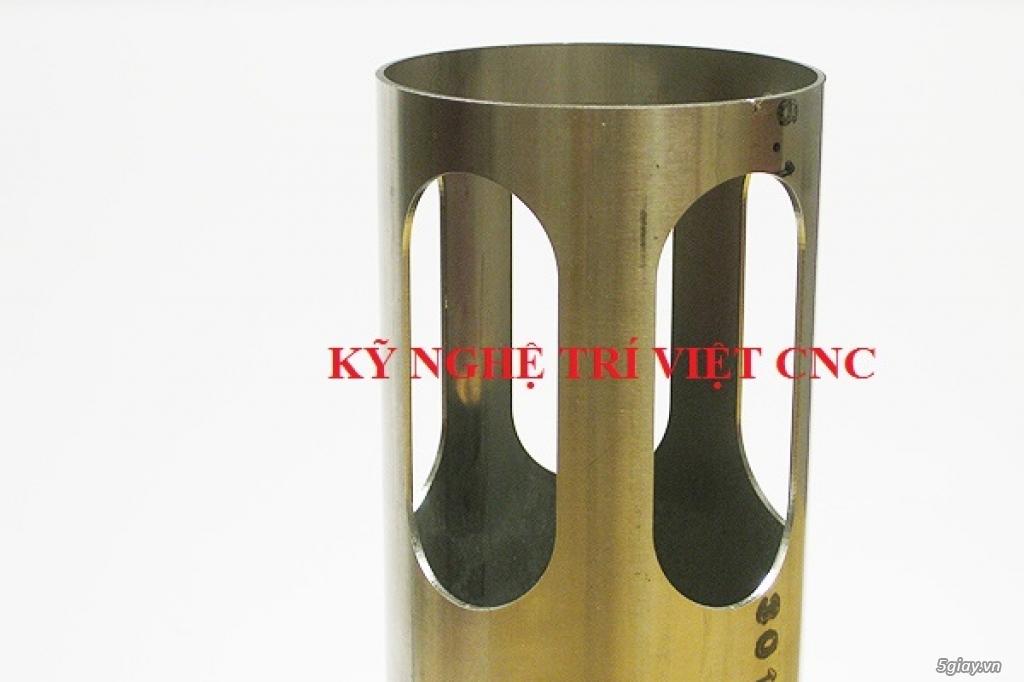 Cắt CNC Laser hoa văn sắt thép; cắt ống, cắt chi tiết máy TpHCM - 2