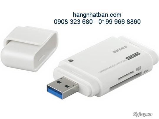 Chuột  không dây công nghệ BlueLED Focus Buffalo. chuyển đổi USB ra LAN...Hàng về từ Nhật giá good. - 18