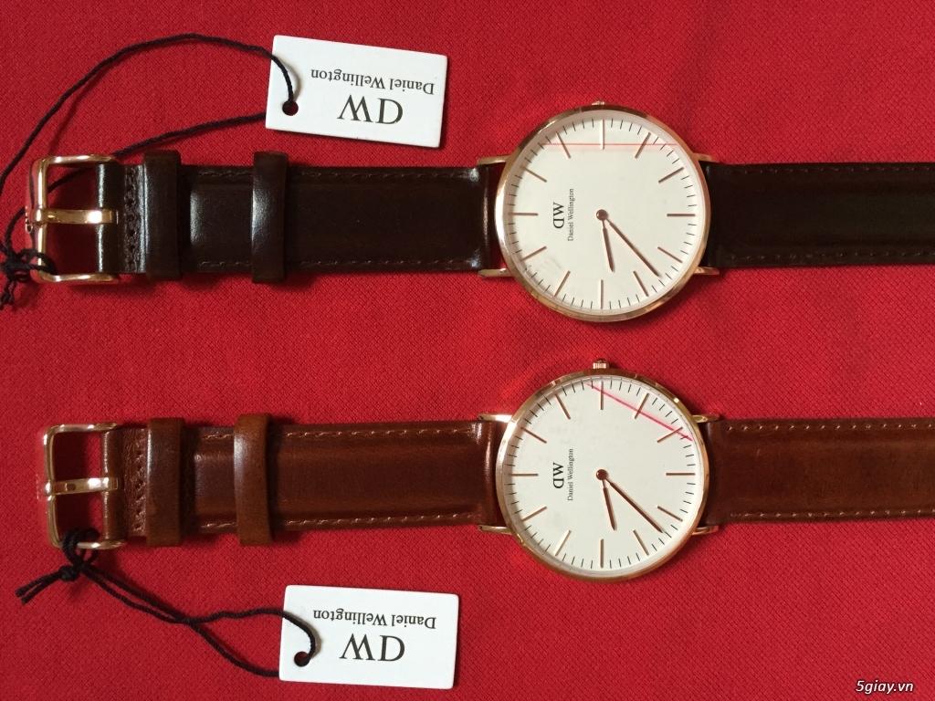 Đồng hồ Daniel Wellington người nhà tặng