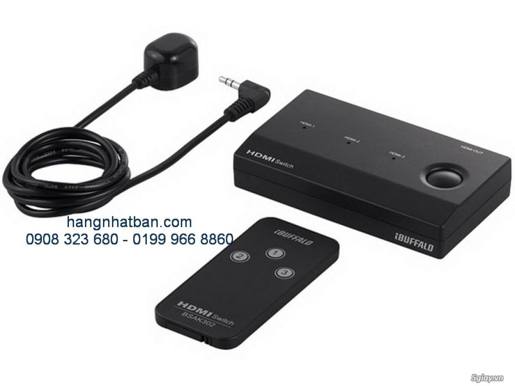 Chuột ko dây Buffalo BlueLed Focus, Chuột bluetooth buffalo,  USB 3G,Headphone, HDMI Switch. - 25
