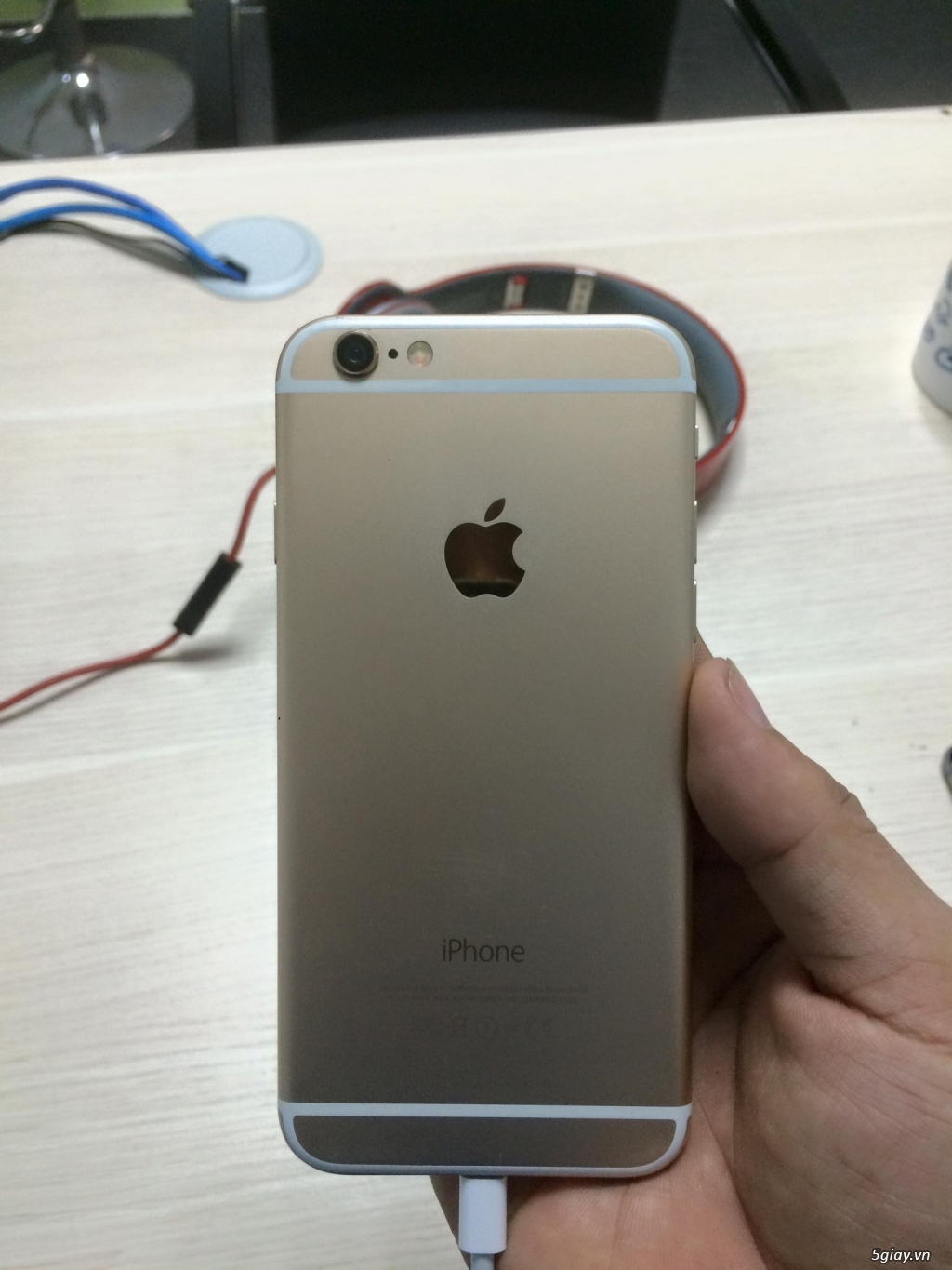Iphone 6 16G  GOLD - 2