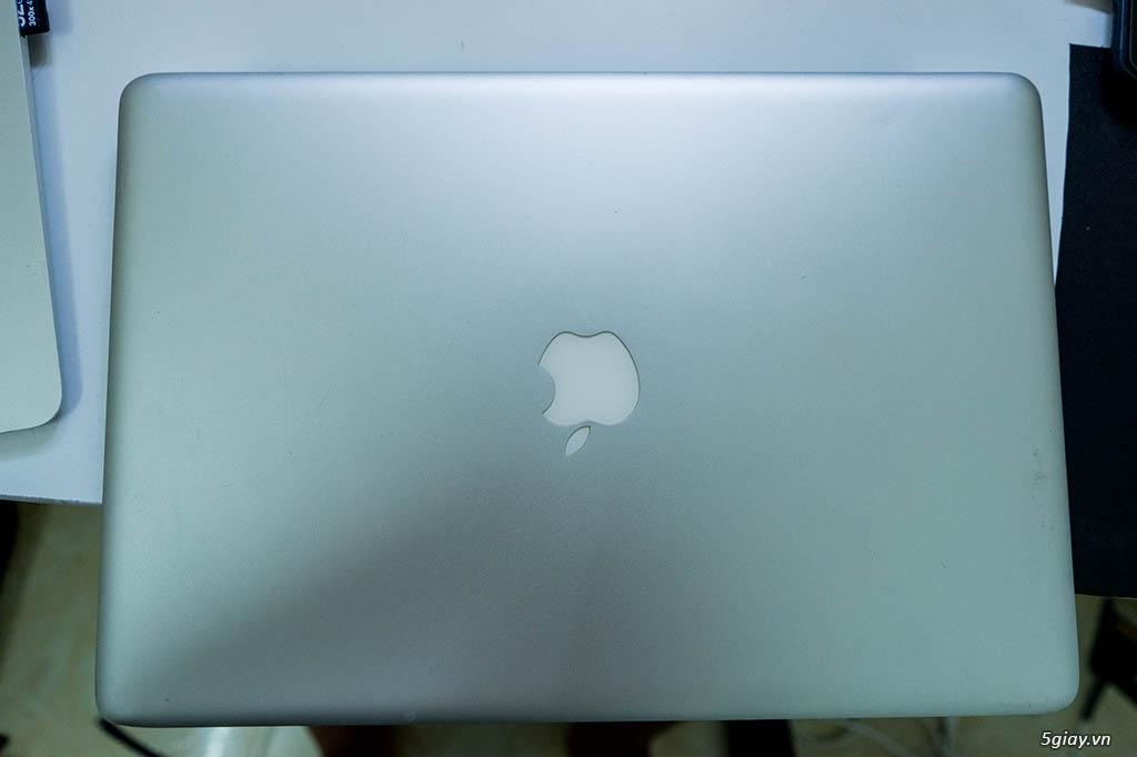 Cần bán macbook pro 15.4 inch mid 2009