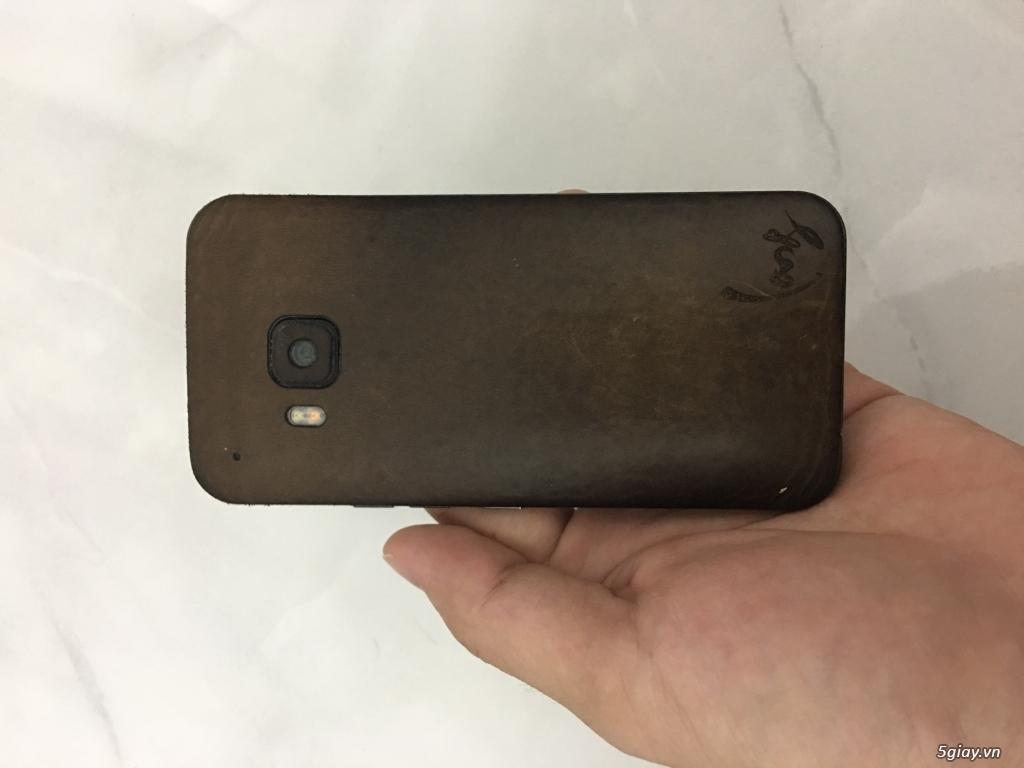 BÁN HTC ONE M9 Gram 3G, bộ nhớ 32G Giá 4tr - 3