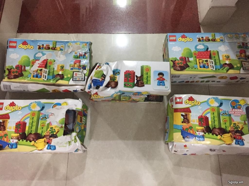 Đồ chơi Lego 10819 Khu vườn của bé - 2