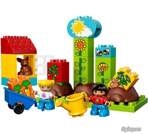 Đồ chơi Lego 10819 Khu vườn của bé - 1