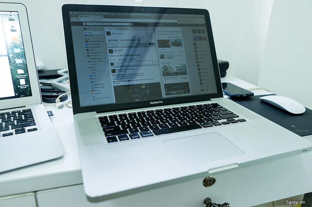Cần bán macbook pro 15.4 inch mid 2009 - 1