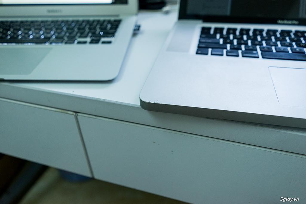 Cần bán macbook pro 15.4 inch mid 2009 - 2