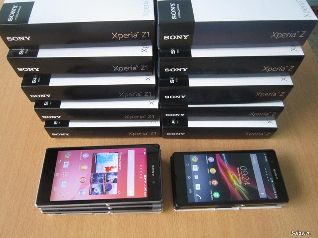 Hàng Xách Tay chính Hãng SONY (Z; Z1; Z3; Z3 T-MOBILE;Z3VERISION) HTC - 30