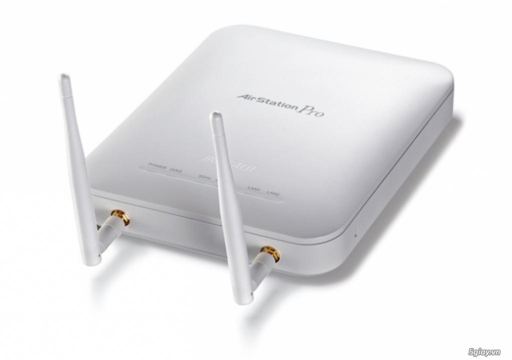 Buffalo Wireless Pro - Dual Band Wireless Access Point - WAPS-AG300H - 2
