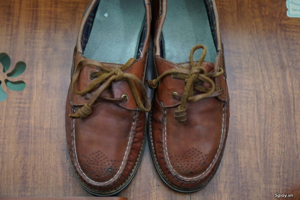 Topic chuyên giày da bò cũ - hàng hiệu - chọn lọc kỹ càng - 3