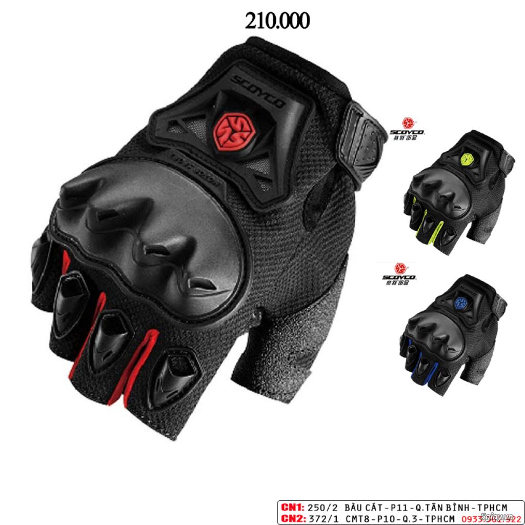 Chợ bảo hộ - bán đồ đi phượt - dụng cụ bảo hộ moto xe máy - 12