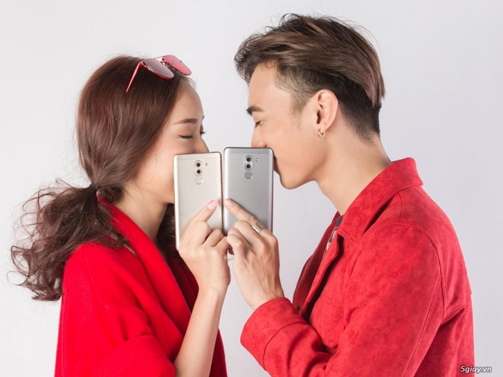 Huawei thêm P9 phiên bản Vàng Hồng, GR5 2017 màu Xám - 163218