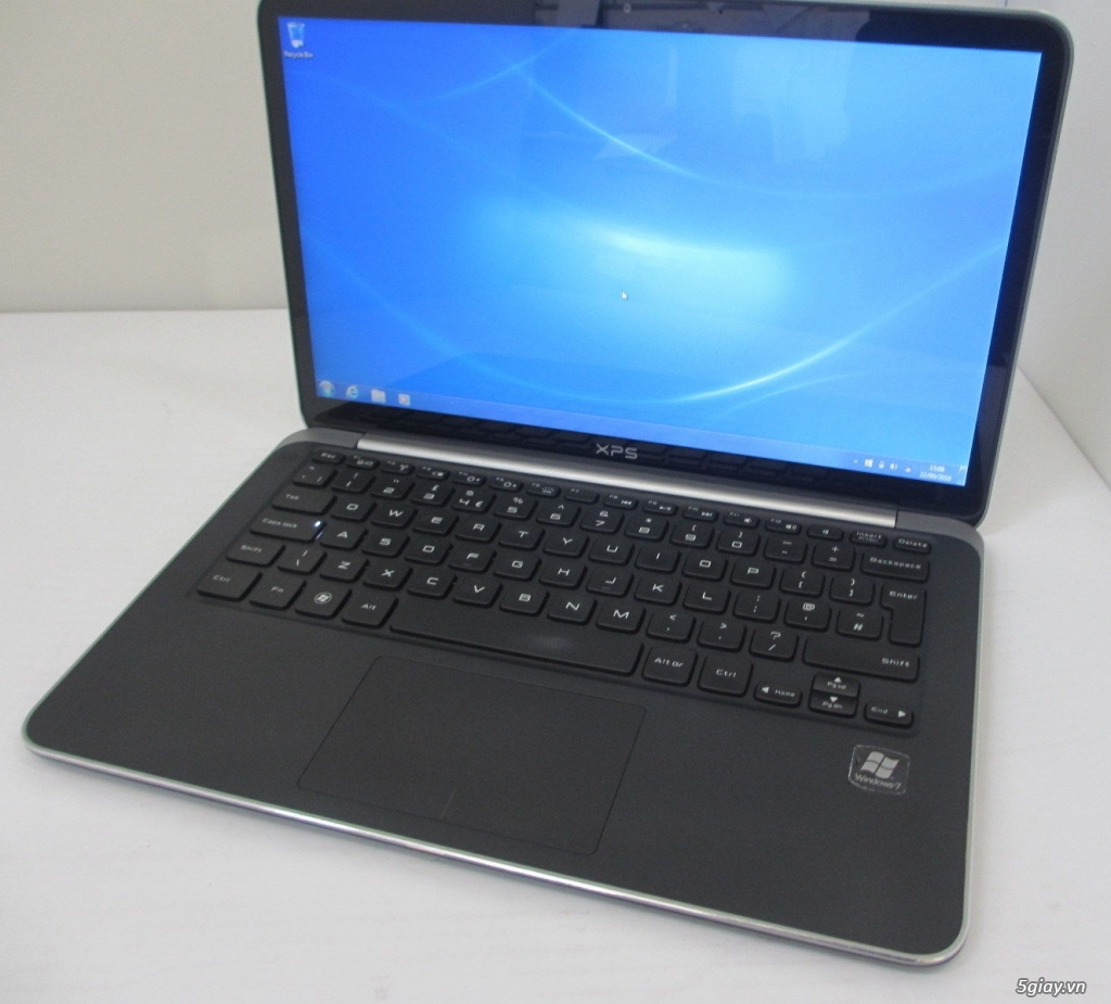 Dell XPS 13 (L322) ultrabook mới nhất 2012 chip ivy new 100% full ...