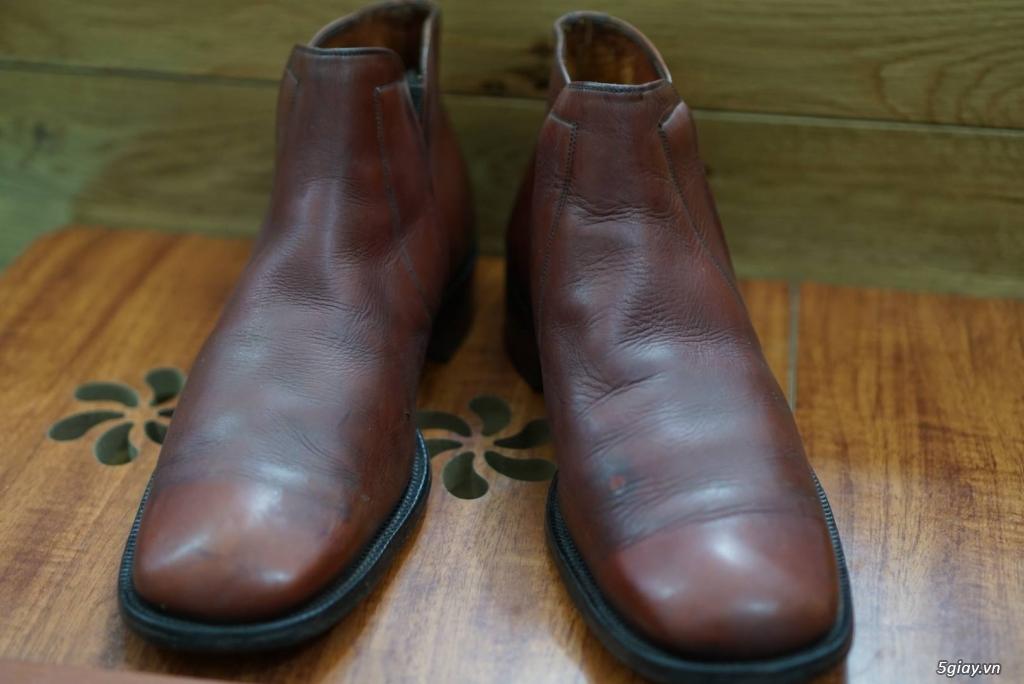 Topic chuyên giày da bò cũ - hàng hiệu - chọn lọc kỹ càng - 8