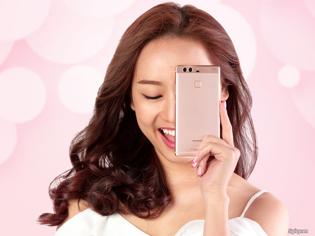 Huawei thêm P9 phiên bản Vàng Hồng, GR5 2017 màu Xám - 163217
