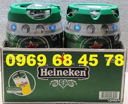 Chuyên Bán Bia Bom 5lit Heineken - Nhập Khẩu Hà Lan 0939294465 - 4