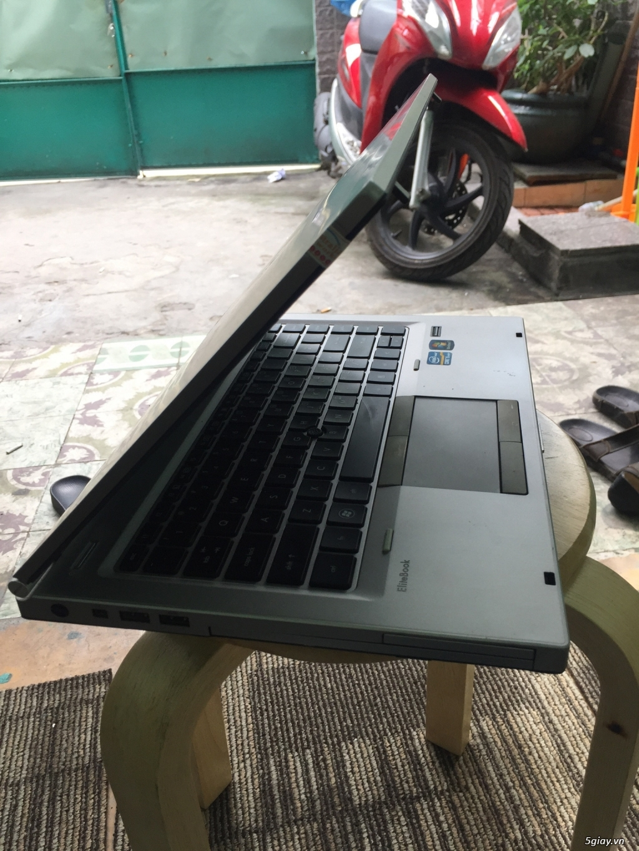 Hp Elitebook 8460p ( core i5- 4GB-250GB) - 2