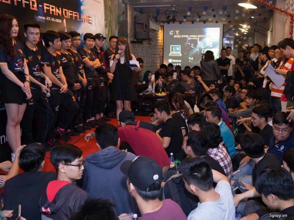 Họp mặt fan và giới thiệu đội tuyển game hợp tác giữa ASUS ROG & QTV - 163237