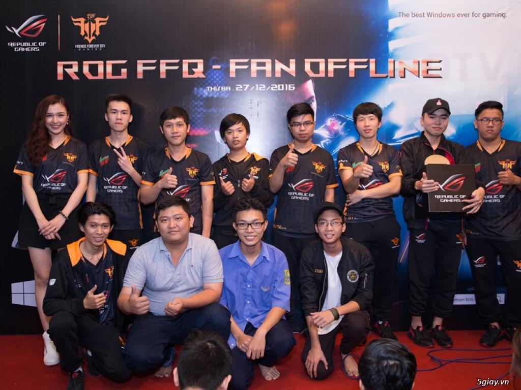 Họp mặt fan và giới thiệu đội tuyển game hợp tác giữa ASUS ROG & QTV - 163236