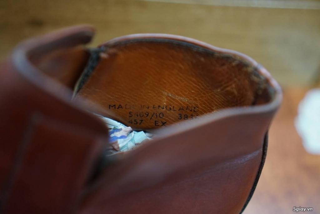 Topic chuyên giày da bò cũ - hàng hiệu - chọn lọc kỹ càng - 7