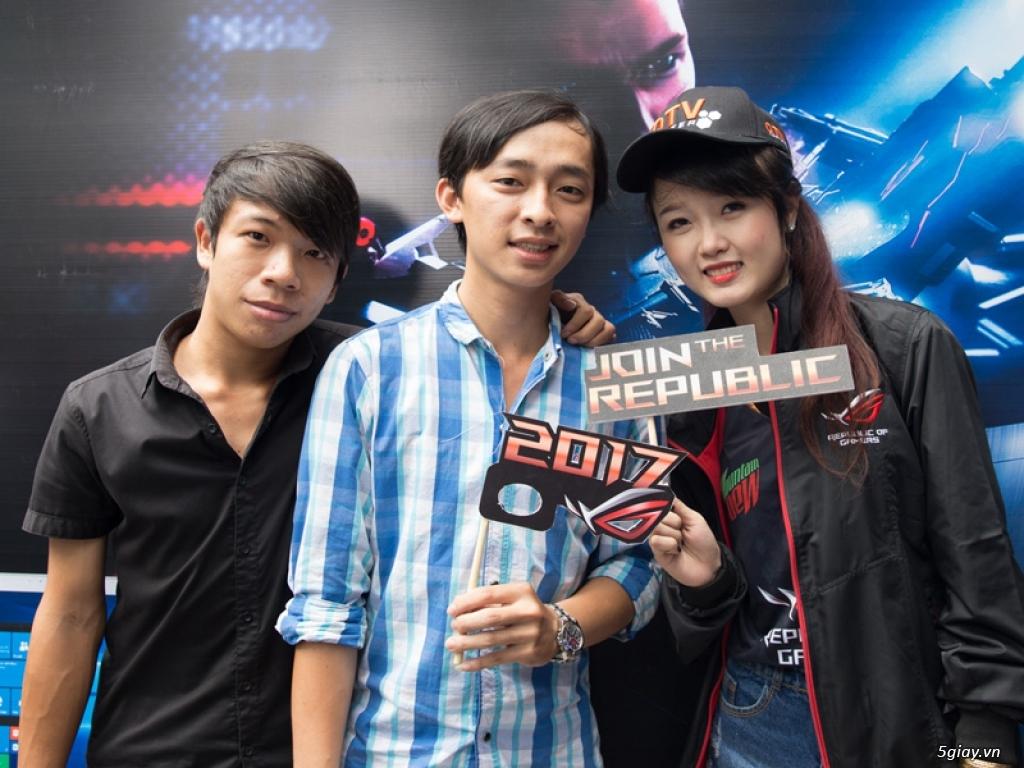 Họp mặt fan và giới thiệu đội tuyển game hợp tác giữa ASUS ROG & QTV - 163232