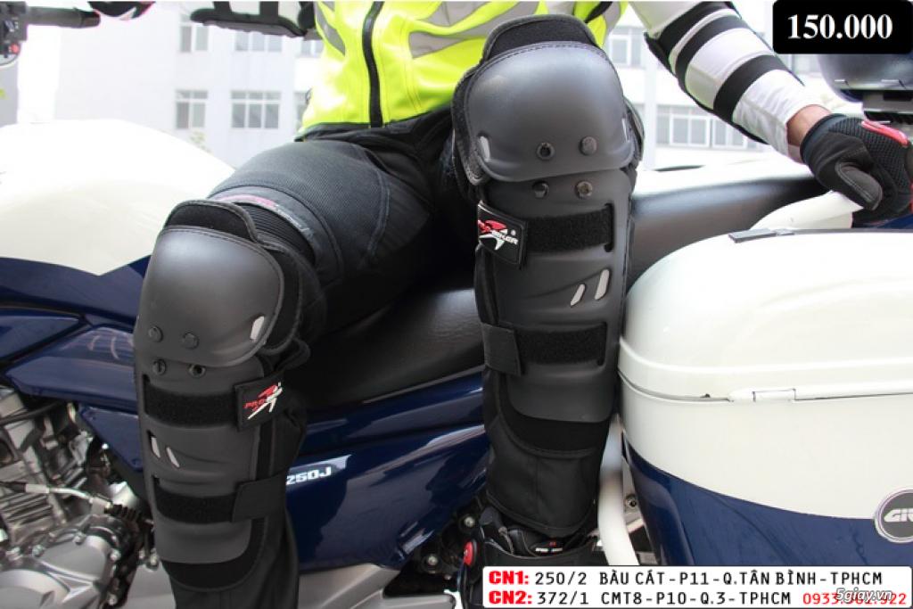Chợ bảo hộ - bán đồ đi phượt - dụng cụ bảo hộ moto xe máy - 17