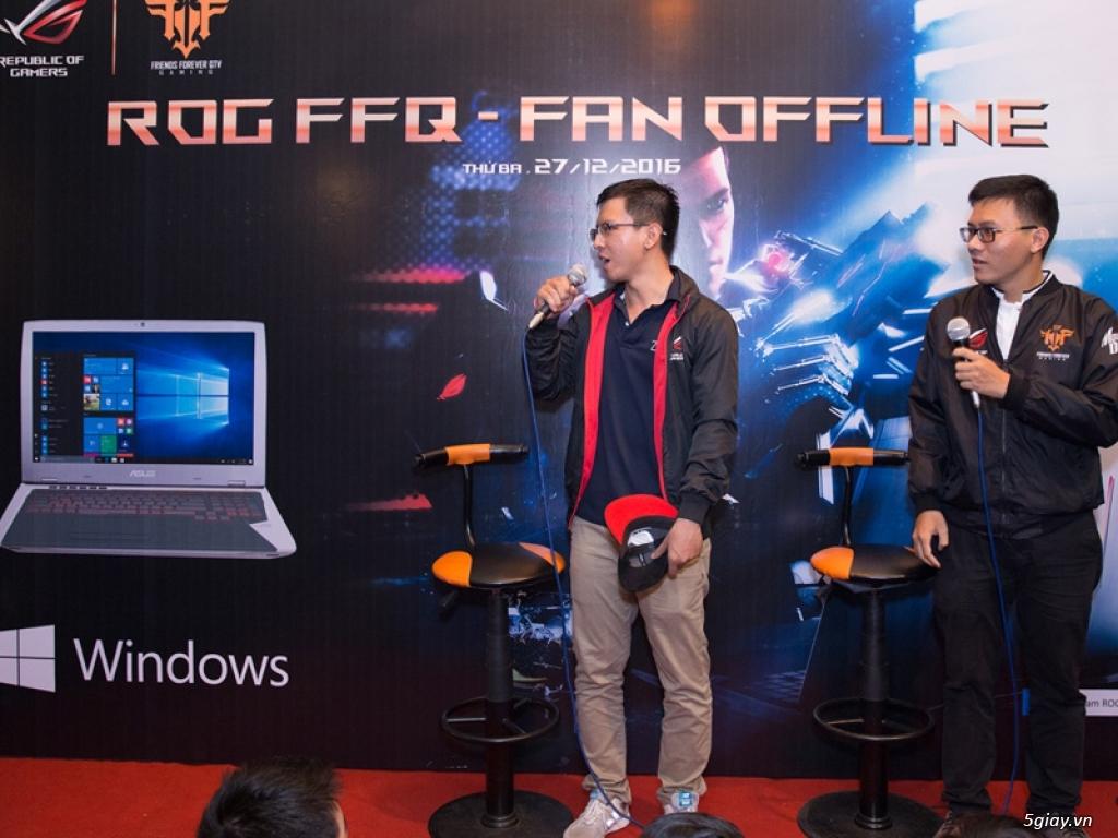 Họp mặt fan và giới thiệu đội tuyển game hợp tác giữa ASUS ROG & QTV - 163234