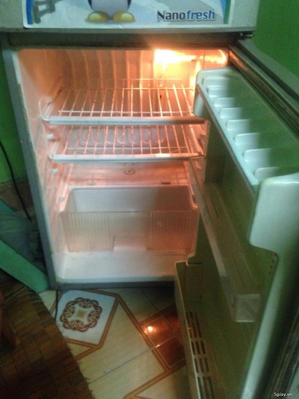 tủ lạnh sanyo 110l vẫn hoạt động - 2