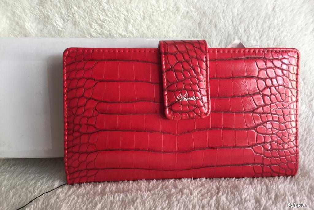 bóp ví,dây nịt da USA 100% giá tốt - 1