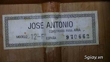 Guitar Tây Ban Nha - 34