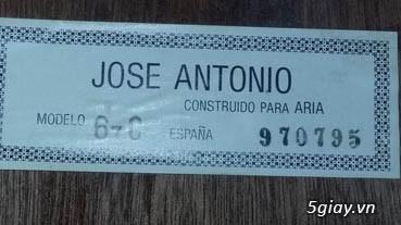 Guitar Tây Ban Nha - 32