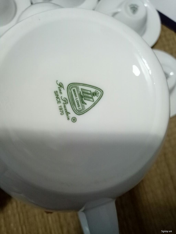 Ấm trà Minh Long 1 - 1