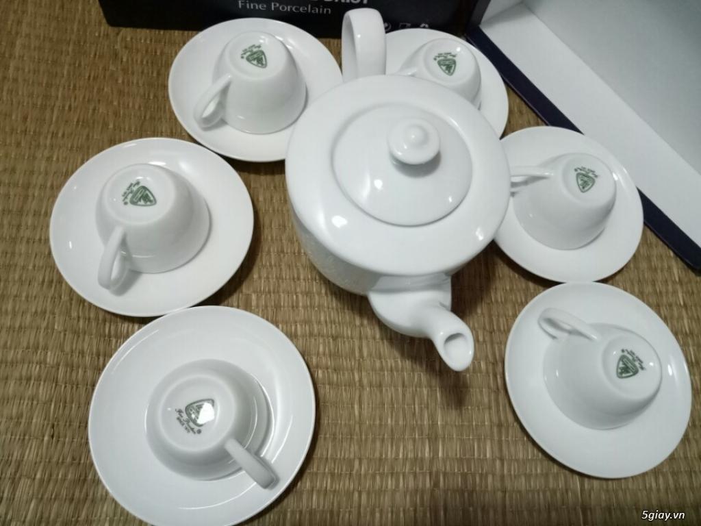Ấm trà Minh Long 1 - 3