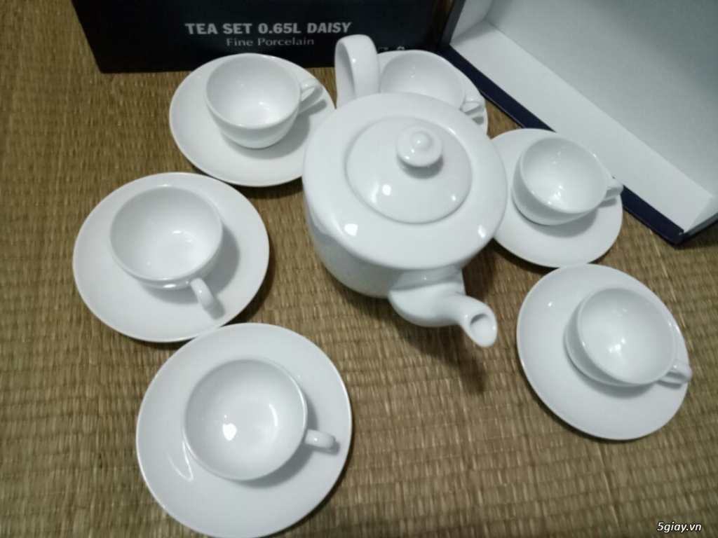 Ấm trà Minh Long 1 - 2