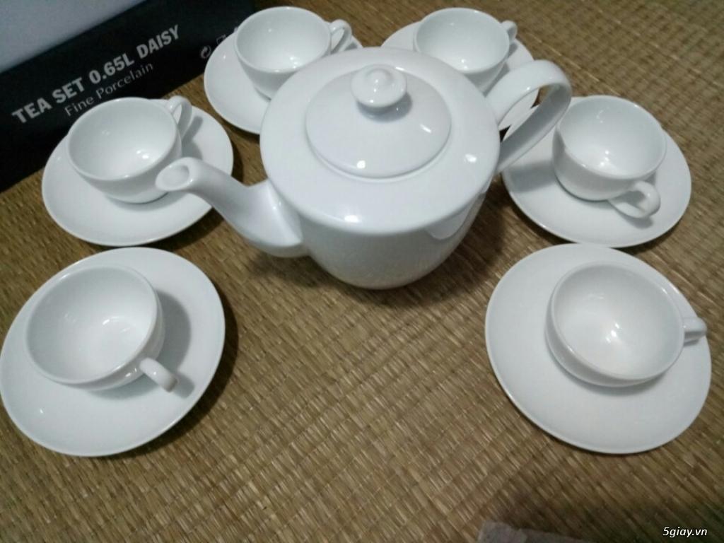 Ấm trà Minh Long 1