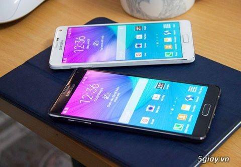 Samsung galaxy note 4 -5 giá tốt nhân diệp tết đến xuân về cho ae