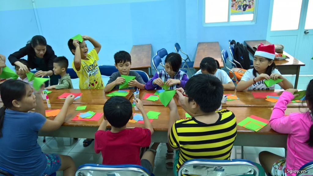 Ngày Tết Học Điều Hay 2017 dành cho các em thiếu nhi - 3